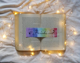 Pride, Bookmark