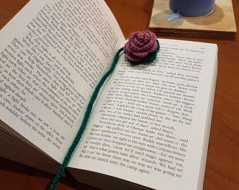 Flower Bookmark - Small