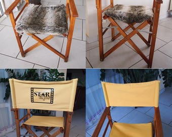 Perfect Chair Director, Transformed According To Its Inclined Photo Gallery