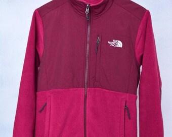 The North Face Women's Denali Fleece Jacket Polartec Size M