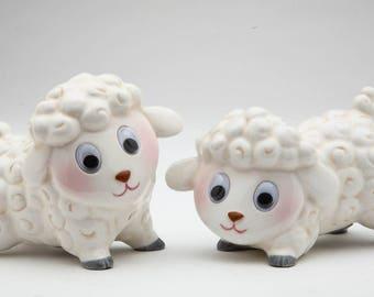 Mini Lambs Salt and Pepper (61499)