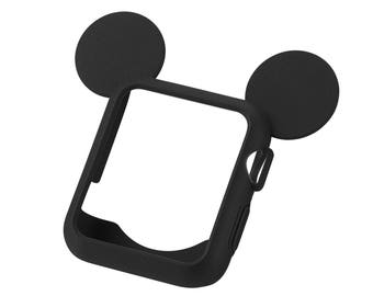 Apple Watch case, 42mm, 38mm, protective case, Disney Apple watch cover, iwatch band Apple watch Mickey mouse ears, Mickey ears iwatch case