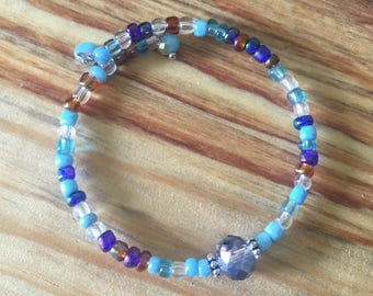 Colorful Handmade Bracelet (Stackable)