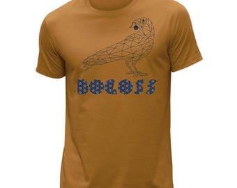 cute Blue Bird Man t-shirt