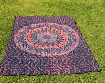 Blanket yoga hippie beach decor pic-nic