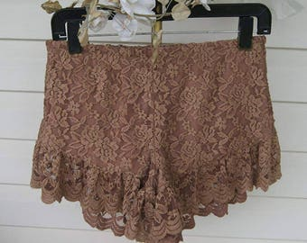 Kori Lace Shorties