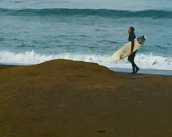 Surfing Pacifica