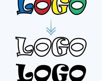 Logo Conversion Service
