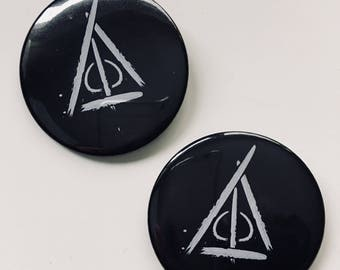 Deathly Hallow Button