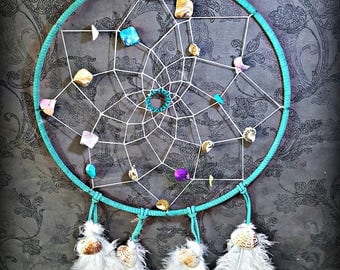 With The Tides Dream Catcher