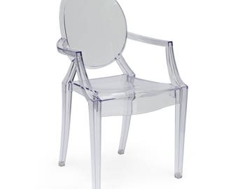 MoF  Louis Ghost armchair