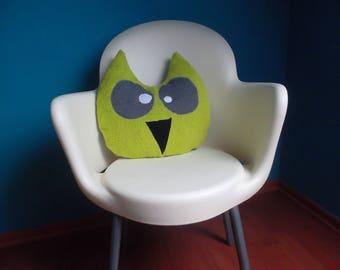 Soft OWL cushion