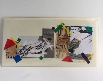 collage card