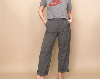 Slate menswear pleated pants XS/S