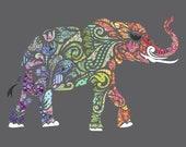 All Star Elephant - Laser-cut Kit