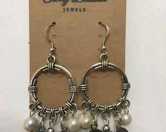 Earrings with Pendants