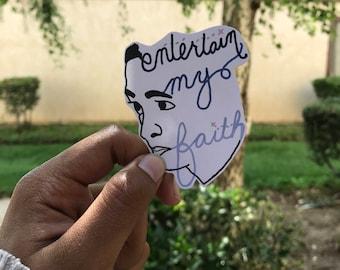 Holding Onto You // Entertain My Faith