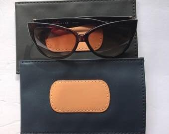 Eyeglass Case- Jon Hart - Vintage