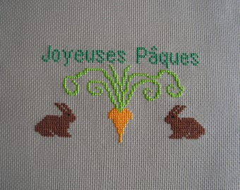 Easter Easter cross stitch