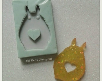 Totoro Flexible Mould
