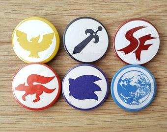 Smash 4 - Various - 38 mm button