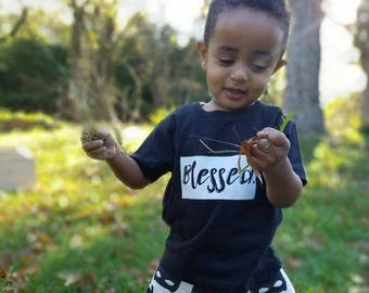Blessed custom t-shirt+ faith based tee+ Blessed