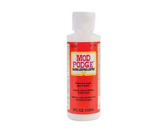 Plaid Mod Podge - Gloss 4 Oz. (118ml) - Decopatch Decoupage, glue sealer varnish all in one.