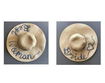 Personalised Sun hat