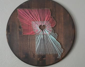 2-State State String Art