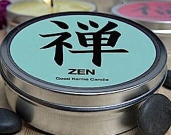 ZEN (BLUE LOTUS)