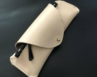 New Style Handmade Sunglasses case,Leather Glasses Case,Sunglasses Protector,Slim Design Case for Glasses