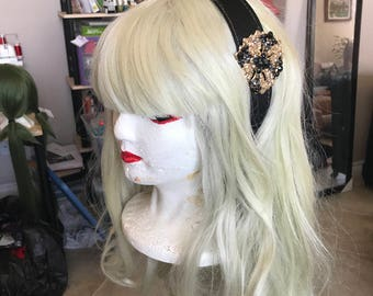 Corrin/Kamui (FE: Fates) Headband & Brooch