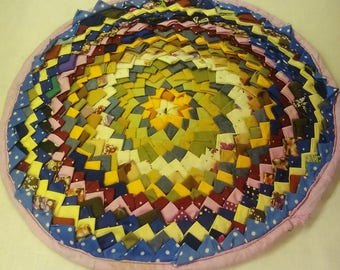 Ukrainuian authentic handmade carpet