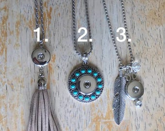March Necklace Selection