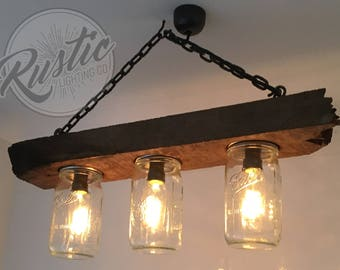 Mason Jar Light