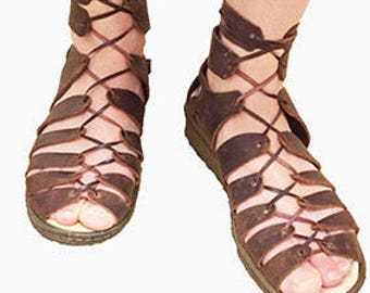Ladies Sandals Ladies Roman Sandals Ladies Caligae Sandals