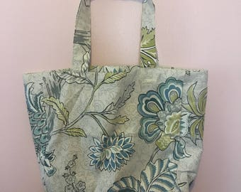 Floral Tote 2