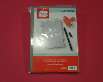 BRAND NEW Stampin' Up! Paper Pumpkin - Dec 2016 Another Great Year