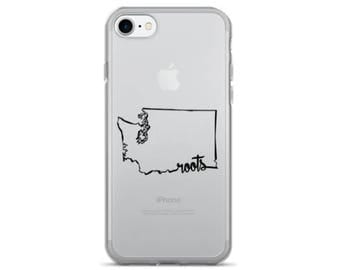 Washington Roots - iPhone 7/7 Plus Case