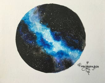 Cerulean Nebula