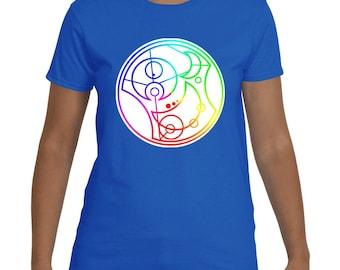 Gallifreyan Queer AF Tee