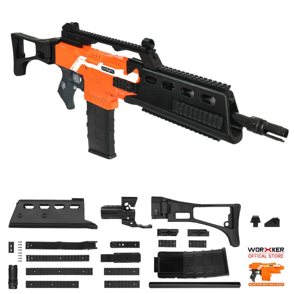 Worker MOD F10555 H&K G36 Imitation Kit 3D Printing Combo For
