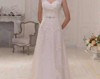 Wedding dress wedding dress bridal gown AUGUSTA