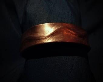 Artisan Copper bracelet, Copper jewellery, (BNT)