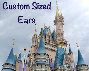 Custom Sized Ears