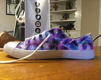Star Sneakers Colorful Tennis Shoes