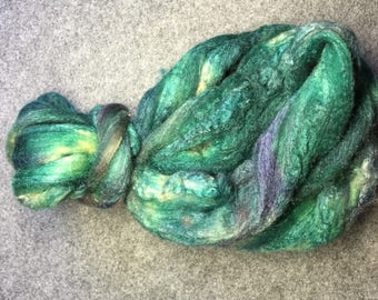 Polwarth and Silk Top