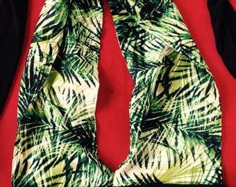 tropical, bamboo, jungle, halterneck, beach, bikini top, hippie, boho, chic