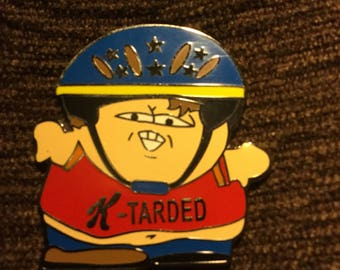 cartman hat pin V1