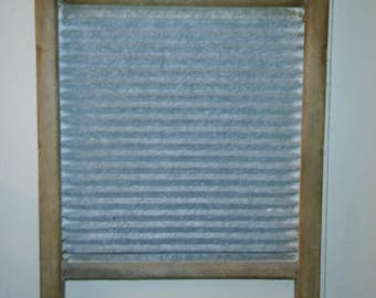 Vintage Hand Painted National Wash Board Co. Wash board